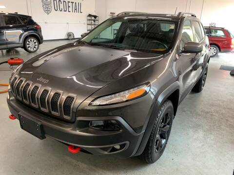 2015 Jeep Cherokee for sale at The Car Buying Center in Saint Louis Park MN