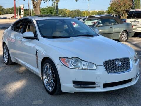 2010 Jaguar XF for sale at AWESOME CARS LLC in Austin TX