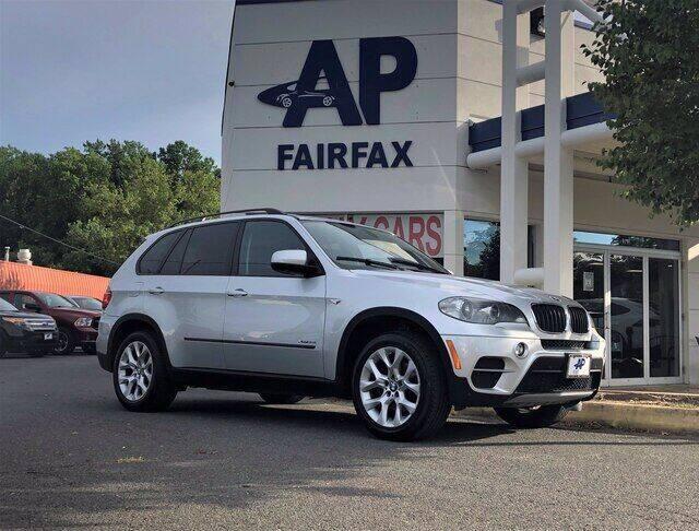 2012 BMW X5 for sale at AP Fairfax in Fairfax VA