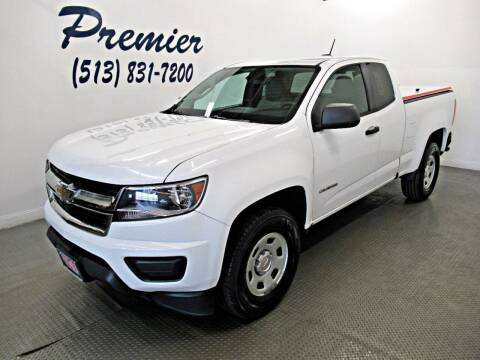 2016 Chevrolet Colorado for sale at Premier Automotive Group in Milford OH