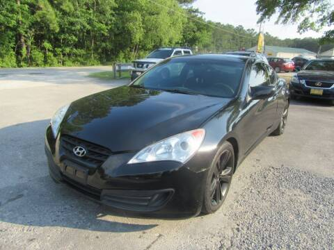 2012 Hyundai Genesis Coupe for sale at Bullet Motors Charleston Area in Summerville SC