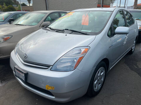 2006 Toyota Prius for sale at North County Auto in Oceanside CA