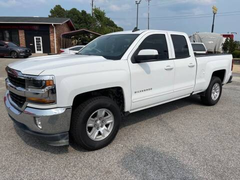2017 Chevrolet Silverado 1500 for sale at Modern Automotive in Boiling Springs SC