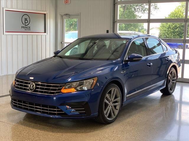 2017 Volkswagen Passat for sale at PRINCE MOTORS in Hudsonville MI