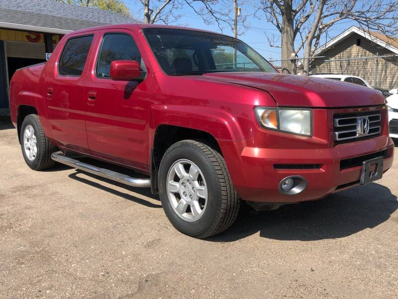2006 Honda Ridgeline for sale at El Tucanazo Auto Sales in Grand Island NE