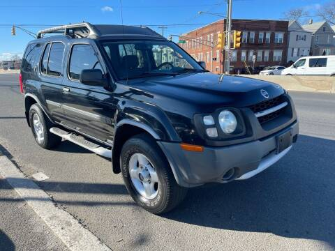 2003 Nissan Xterra for sale at G1 AUTO SALES II in Elizabeth NJ