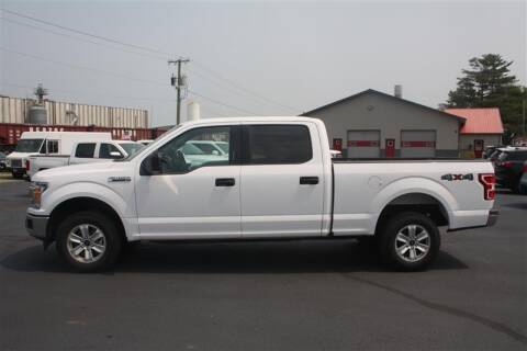 2020 Ford F-150 for sale at SCHMITZ MOTOR CO INC in Perham MN