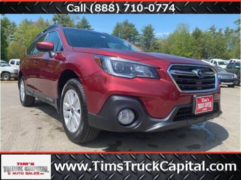 2018 Subaru Outback for sale at TTC AUTO OUTLET/TIM'S TRUCK CAPITAL & AUTO SALES INC ANNEX in Epsom NH