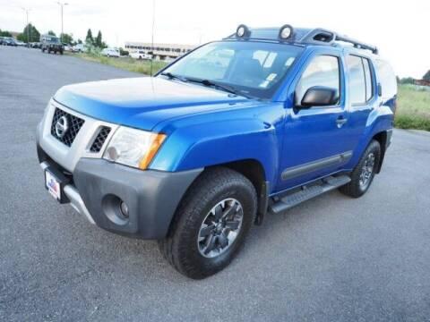 2014 Nissan Xterra for sale at Karmart in Burlington WA