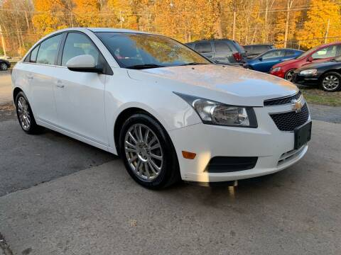 2012 Chevrolet Cruze for sale at Auto Warehouse in Poughkeepsie NY