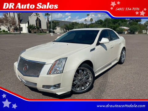 2009 Cadillac CTS for sale at DR Auto Sales in Scottsdale AZ