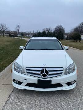 2010 Mercedes-Benz C-Class for sale at Sphinx Auto Sales LLC in Milwaukee WI