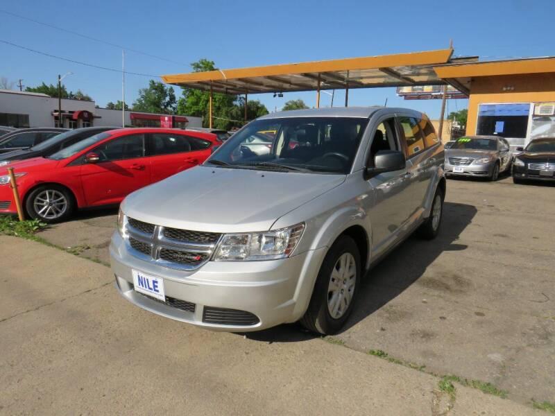 2013 Dodge Journey for sale at Nile Auto Sales in Denver CO
