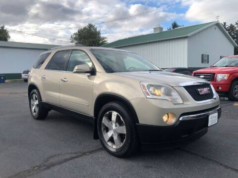 2010 GMC Acadia for sale at Tip Top Auto North in Tipp City OH