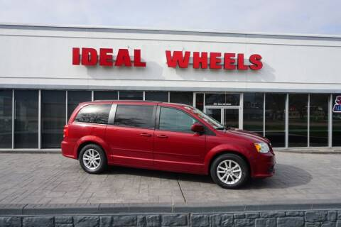 2014 Dodge Grand Caravan for sale at Ideal Wheels in Sioux City IA