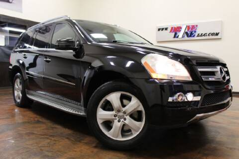 2011 Mercedes-Benz GL-Class for sale at Driveline LLC in Jacksonville FL