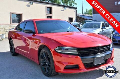 2018 Dodge Charger for sale at LAKESIDE MOTORS, INC. in Sachse TX
