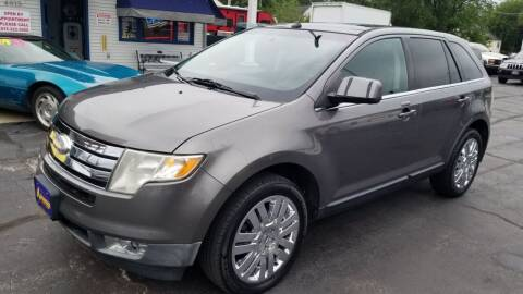 2010 Ford Edge for sale at Advantage Auto Sales & Imports Inc in Loves Park IL
