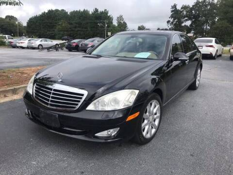 2011 Mercedes-Benz S-Class for sale at Atlanta Motor Sales in Loganville GA