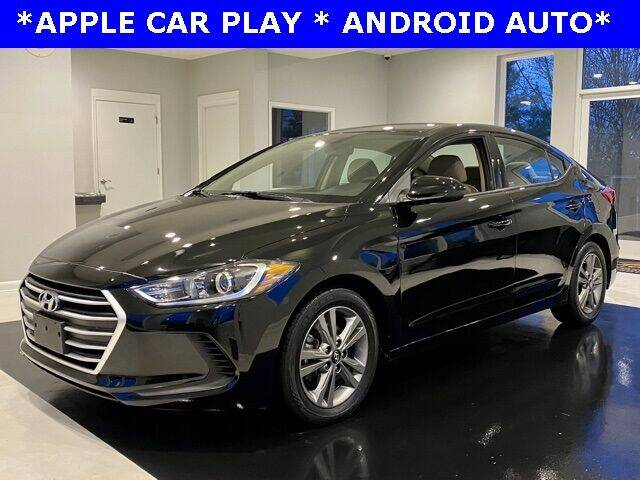 2018 Hyundai Elantra for sale at Ron's Automotive in Manchester MD