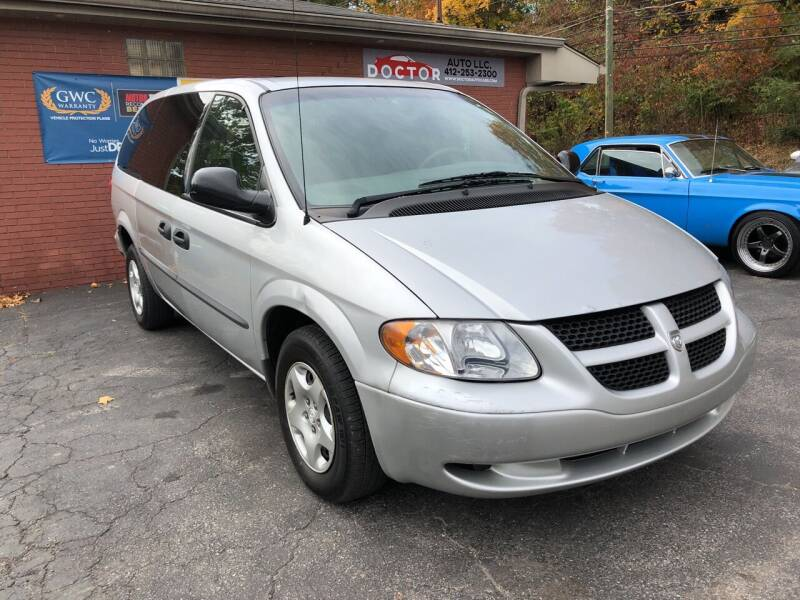 2002 Dodge Grand Caravan for sale at Doctor Auto in Cecil PA
