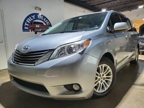 2014 Toyota Sienna for sale at Italy Blue Auto Sales llc in Miami FL