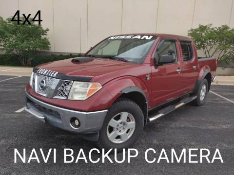 2006 Nissan Frontier for sale at Nationwide Auto Group in Melrose Park IL
