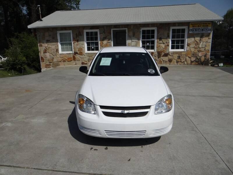 2008 Chevrolet Cobalt for sale at Flywheel Auto Sales Inc in Woodstock GA