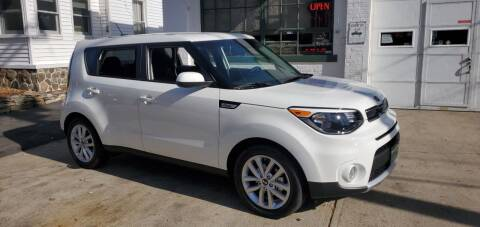 2017 Kia Soul for sale at Carroll Street Auto in Manchester NH
