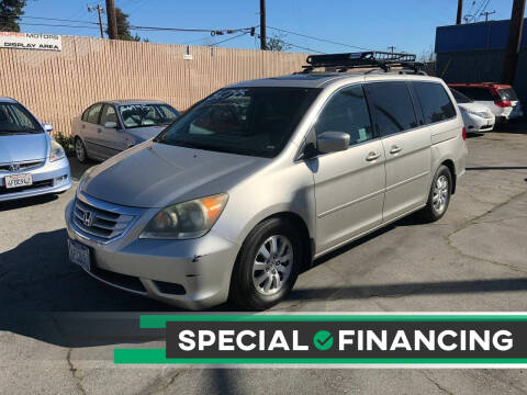 2008 Honda Odyssey for sale at Super Motors in San Mateo CA