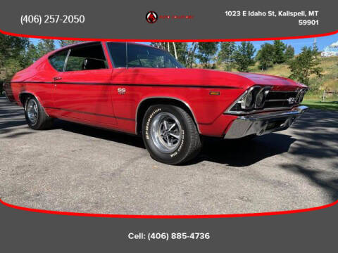 1969 Chevrolet Chevlle for sale at Auto Solutions in Kalispell MT