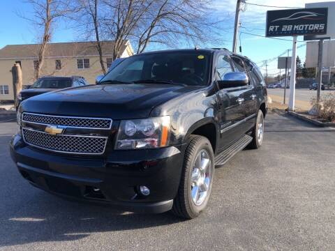 2011 Chevrolet Suburban for sale at RT28 Motors in North Reading MA