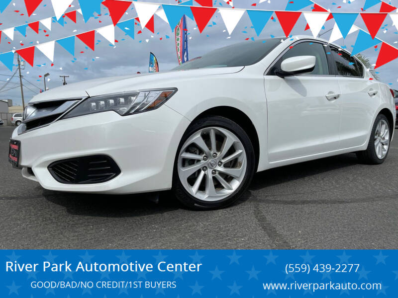 2018 Acura ILX for sale at River Park Automotive Center in Fresno CA