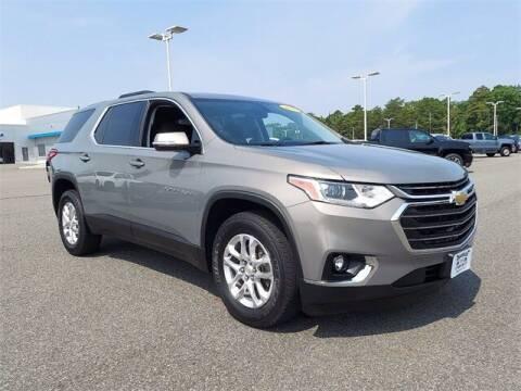 2018 Chevrolet Traverse for sale at Gentilini Motors in Woodbine NJ