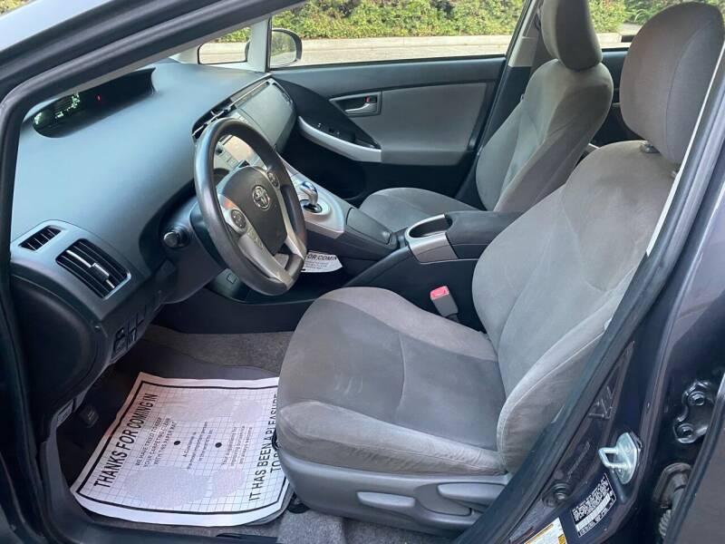 2012 Toyota Prius Three 4dr Hatchback - Van Nuys CA