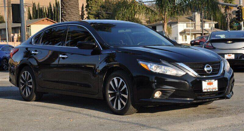 2017 Nissan Altima for sale at AMC Auto Sales, Inc. in Fremont CA