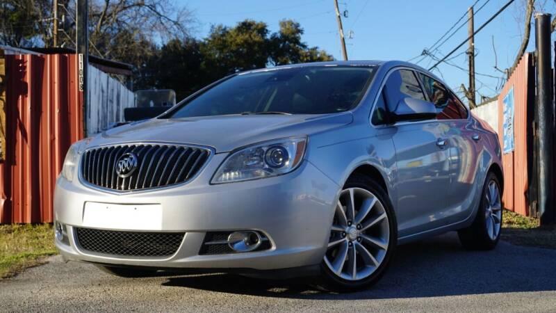 2014 Buick Verano for sale at Hidalgo Motors Co in Houston TX