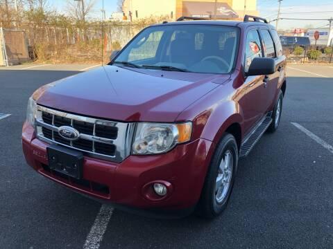 2010 Ford Escape for sale at MAGIC AUTO SALES in Little Ferry NJ