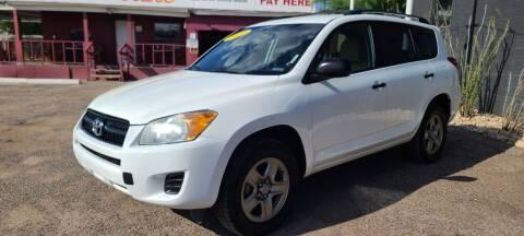 2010 Toyota RAV4 for sale at Fast Trac Auto Sales in Phoenix AZ