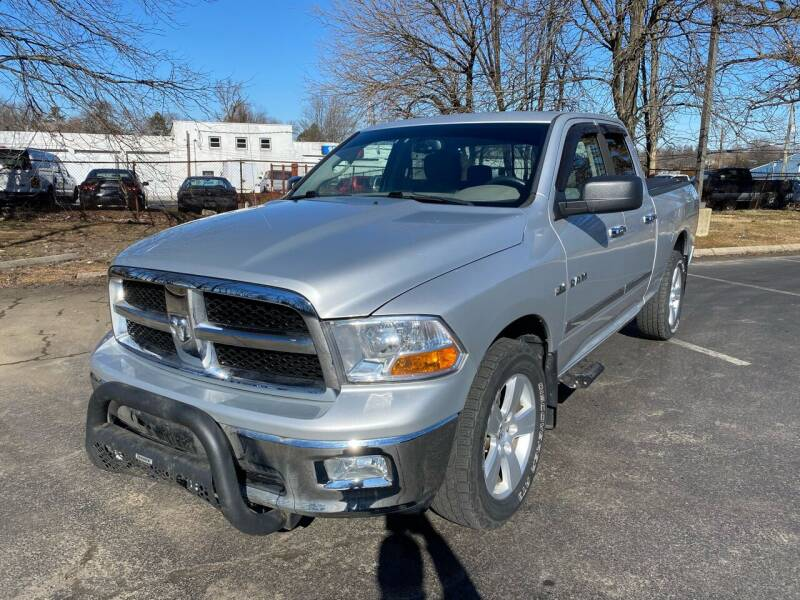 2009 Dodge Ram Pickup 1500 for sale at Car Plus Auto Sales in Glenolden PA