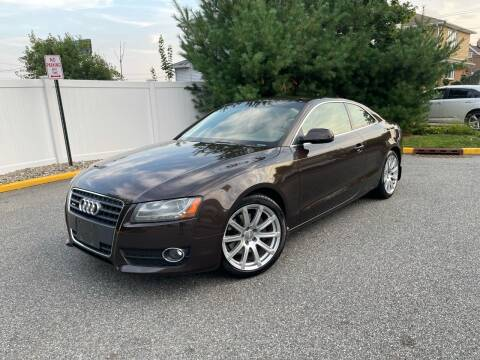 2011 Audi A5 for sale at Giordano Auto Sales in Hasbrouck Heights NJ