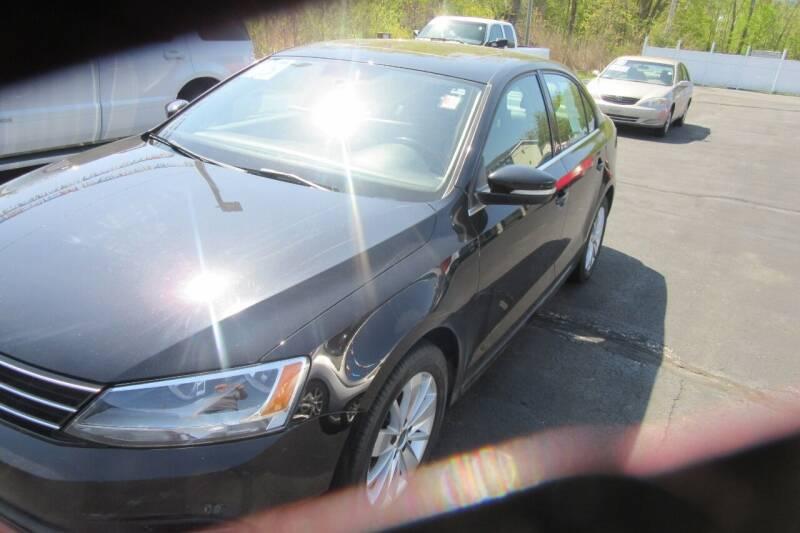 2015 Volkswagen Jetta for sale at Burgess Motors Inc in Michigan City IN