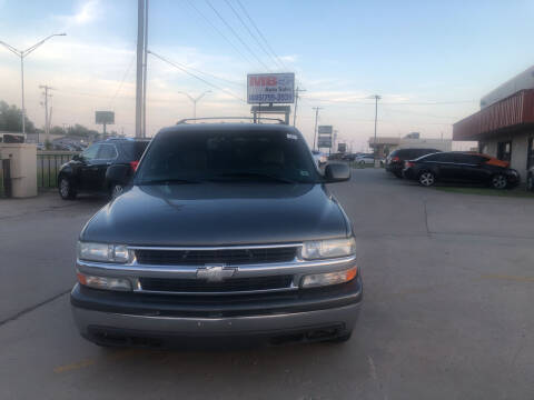 2000 Chevrolet Suburban for sale at MB Auto Sales in Oklahoma City OK