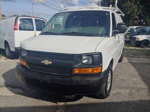 2012 Chevrolet Express Cargo for sale at Autos by Tom in Largo FL