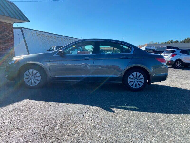 2012 Honda Accord for sale at Main Street Auto LLC in King NC