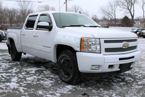 2010 Chevrolet Silverado 1500 for sale at Great Lakes Classic Cars & Detail Shop in Hilton NY