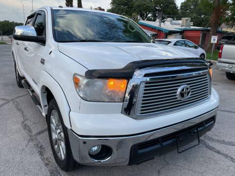2012 Toyota Tundra for sale at PRESTIGE AUTOPLEX LLC in Austin TX