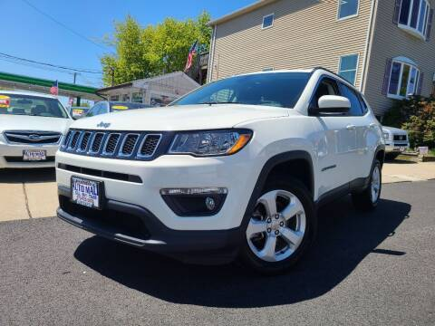 2018 Jeep Compass for sale at Express Auto Mall in Totowa NJ