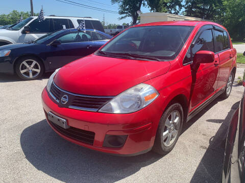 2009 Nissan Versa for sale at STL Automotive Group in O'Fallon MO