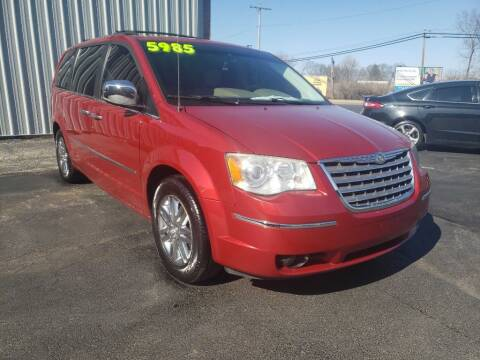 2008 Chrysler Town and Country for sale at Used Car Factory Sales & Service Troy in Troy OH